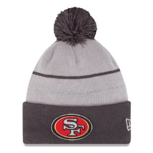 Gorro Touca San Francisco 49ers Gray Thanksgiving - New Era