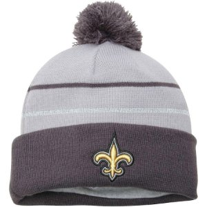 Gorro Touca New Orleans Saints Gray Thanksgiving - New Era