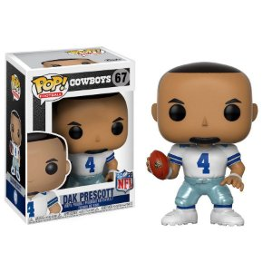 Funko Pop Dak Prescott 4 Dallas Cowboys