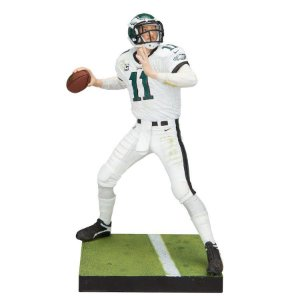 Boneco Player Figurine Carson Wentz 11 Philadelphia Eagles