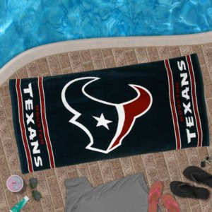 Toalha de Banho Houston Texans - NFL