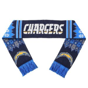 Cachecol Lodge Los Angeles Chargers - Forever