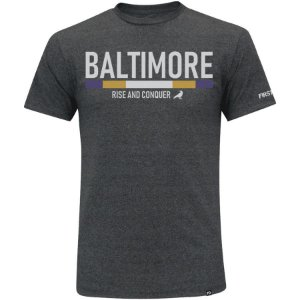 Camiseta First Down Baltimore Futebol Americano