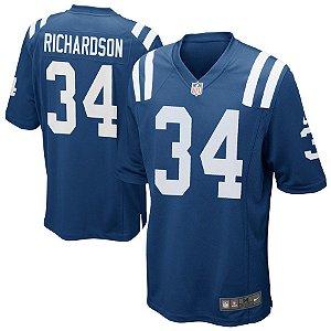 Camisa Jersey Nike Indianapolis Colts MAS Game Trent Richardson