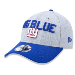 Boné New York Giants 3930 Draft 2018 Stage - New Era
