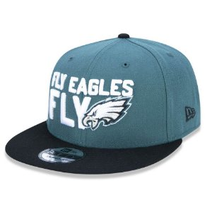Boné Philadelphia Eagles 950 DRAFT 2018 Spotlight - New Era
