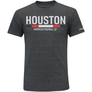 Camiseta First Down Houston Futebol Americano