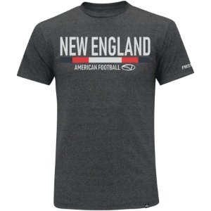 Camiseta First Down New England Futebol Americano