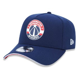 Boné Washington Wizards 3930 Color Block Class Logo - New Era