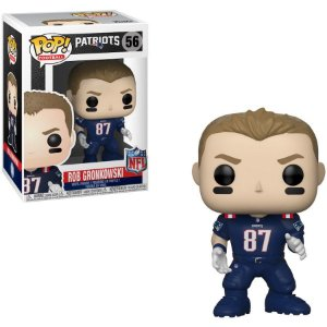 Funko Pop Rob Gronkowski 87 New England Patriots