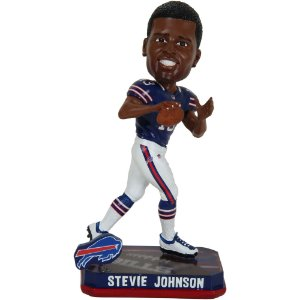 Jogador Player Bobble Stevie Johnson 13 Buffalo Bills