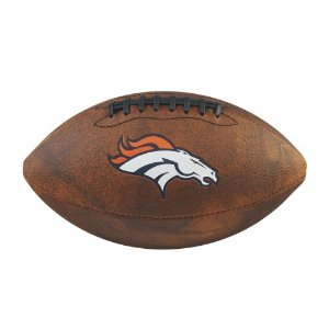 Bola Futebol Americano Denver Broncos Throwback - Wilson
