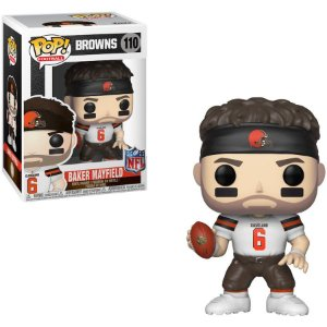 Funko Pop Baker Mayfield 6 Cleveland Browns