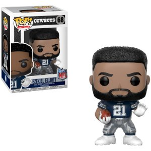 Funko Pop Ezekiel Elliott 21 Dallas Cowboys