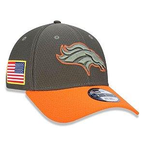 Boné Denver Broncos 3930 Salute to Service - New Era