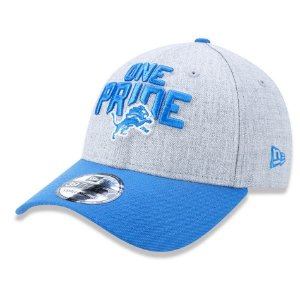 Boné Detroit Lions 3930 Draft 2018 Stage - New Era