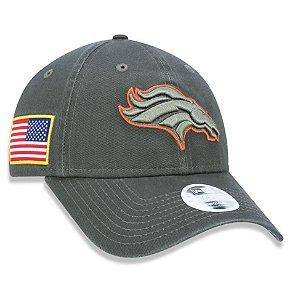 Boné Denver Broncos 920 Salute to Service Woman - New Era