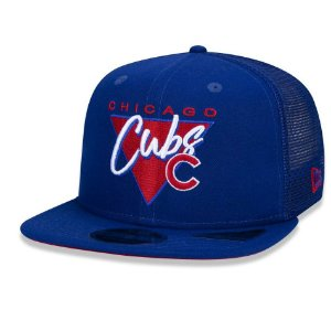 Boné Chicago Cubs 950 Fresh Front Trucker - New Era