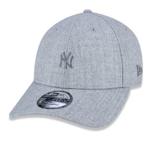 Boné New York Yankees 940 Veranito Mini Logo Cinza - New Era