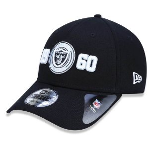 Boné Oakland Raiders 940 Versatile Sport Since - New Era