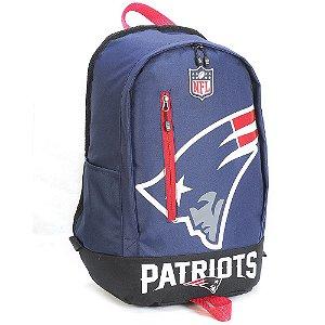 Mochila New England Patriots Básica Logo NFL
