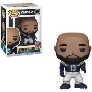 Funko Pop Keenan Allen 13 Los Angeles Chargers