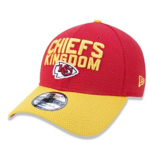 Boné Kansas City Chiefs Draft 2018 3930 - New Era