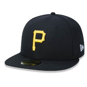 Boné Pittsburgh Pirates 5950 Program Black - New Era