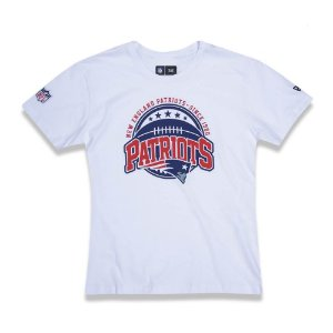 Camiseta New England Patriots Graphic Juvenil - New Era