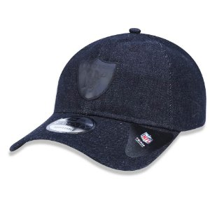 Boné Oakland Raiders 920 Washed Denim - New Era
