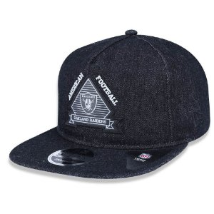 Boné Oakland Raiders 950 Washed Denim - New Era