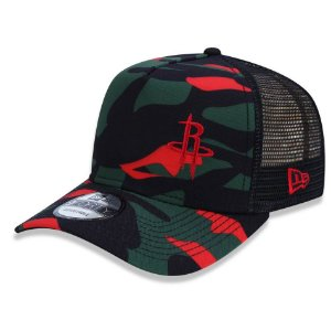Boné Houston Rockets 940 Camo Dark - New Era