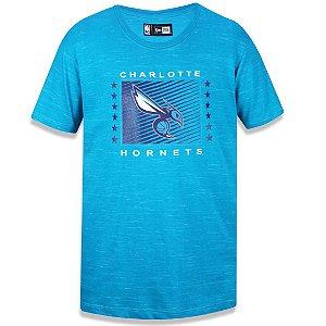 Camiseta Charlotte Hornets Core Stars - New Era