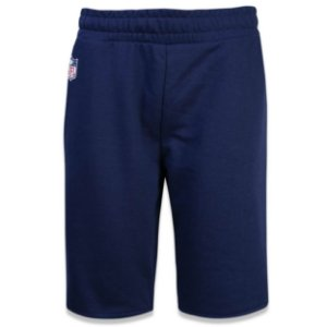 Bermuda Moletom New England Patriots Cos Contra - New Era