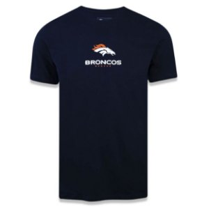 Camiseta Denver Broncos Versatile Signature - New Era