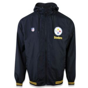 Jaqueta Windbreak Pittsburgh Steelers Sport School - New Era