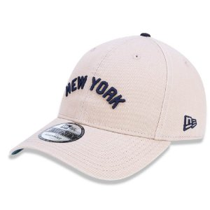 f21766b198f83 Boné New York Yankees 920 Pastels Preto - New Era - FIRST DOWN ...