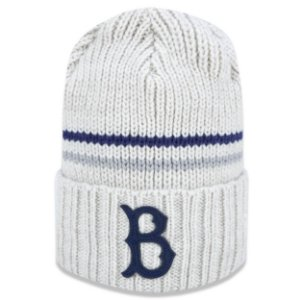 Gorro Touca Boston Red Sox Stripe Knit - New Era