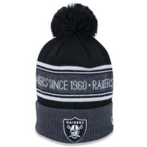 Gorro Touca Oakland Raiders Modern College Look - New Era