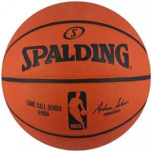 Bola de Basquete Spalding NBA GAME BALL Replik Outdoor