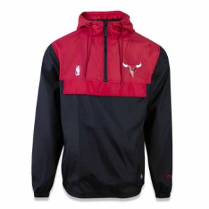 Jaqueta Quebra vento Chicago Bulls Zones Anorak - New Era