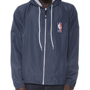 Jaqueta Quebra vento LogoMan Resicolor - NBA