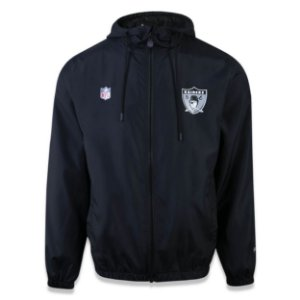 Jaqueta Quebra vento Oakland Raiders Modern College - New Era