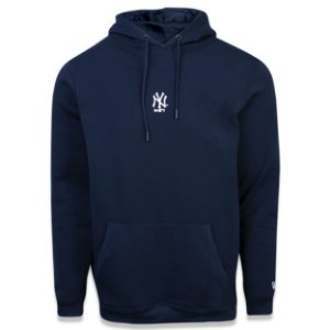 Casaco Moletom New York Yankees Essentials Basic - New Era