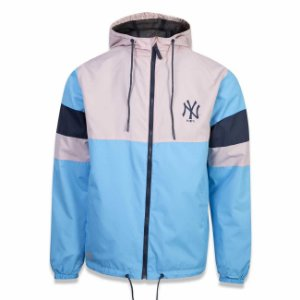 Jaqueta Windbreak New York Yankees Rain Block - New Era
