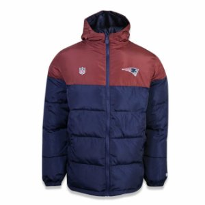 Jaqueta Bomber New England Patriots Sports Recorte - New Era