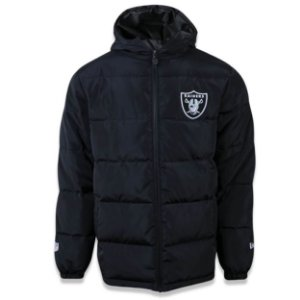 Jaqueta Bomber Oakland Raiders Sports Basic - New Era
