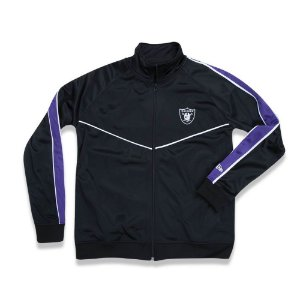 Jaqueta Oakland Raiders Track Top Feminina - New Era