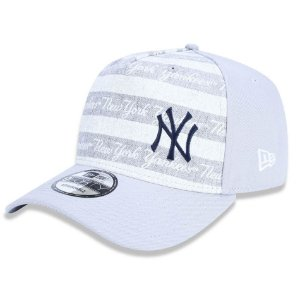 Boné New York Yankees 940 Allover Lettering - New Era