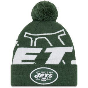 Gorro Touca New York Jets Logo Whiz - New Era
